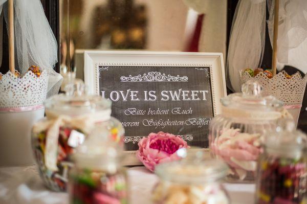 """PDF Datei """"Love is Sweet"""" chalkboard"""