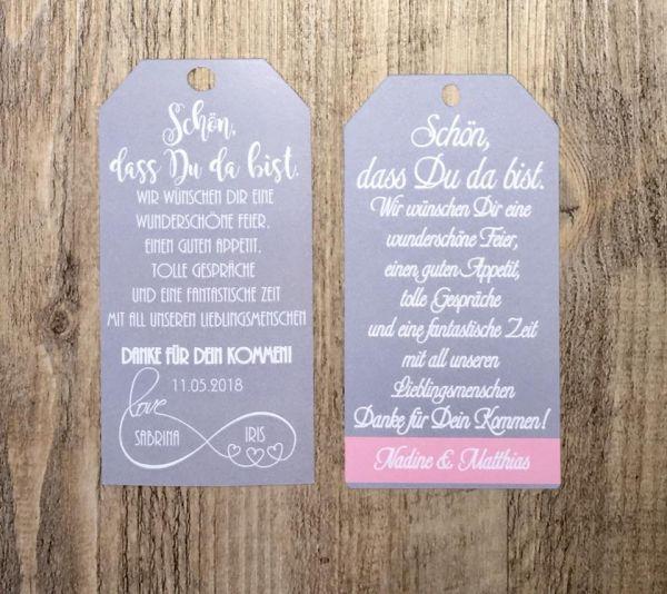 Anhanger Herzlich Willkommen Zur Hochzeit Besteckhanhanger
